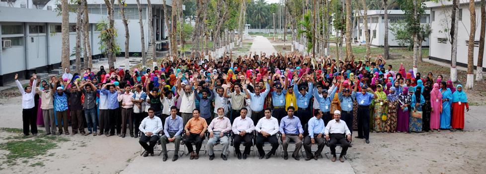 """লক্ষ্মীপুরকে বিশ্ব দরবারে নিয়ে যাচ্ছে """"বেঙ্গল সু"""""""