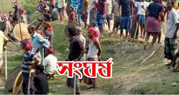 রামগতি উপজেলায় ভোট কেন্দ্রে সংঘর্ষ ( ভিডিও)