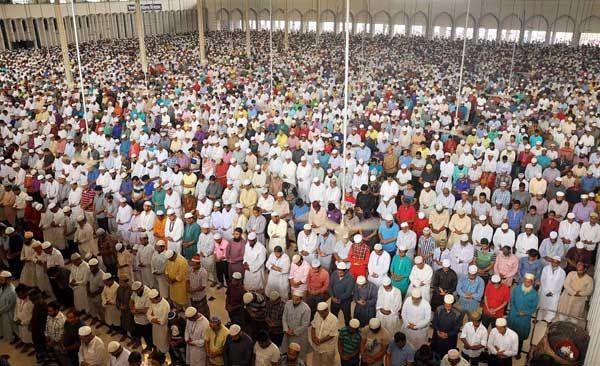 লক্ষ্মীপুরে ৬৪ ঈদগাহ ৬ শতাধিক মসজিদে হবে ঈদের জামাত