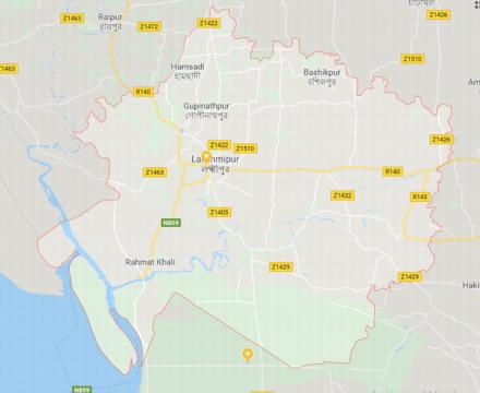 লক্ষ্মীপুর সদর উপজেলা  Lakshmipur Sadar Upazila