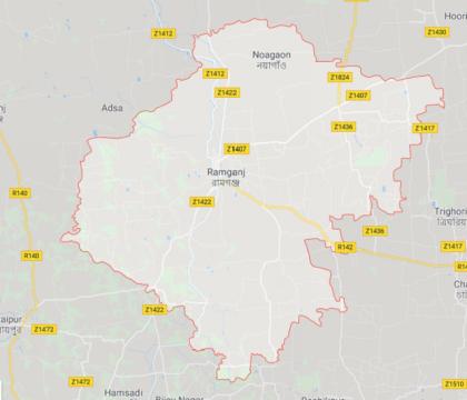 রামগঞ্জ উপজেলা Ramganj Upazila