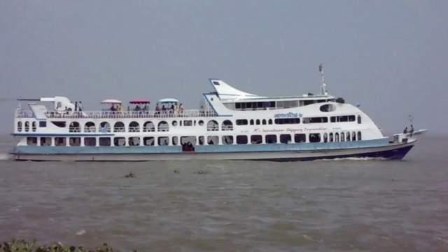 অবশেষে লক্ষ্মীপুর-ঢাকা লঞ্চ চালু (ভিডিও)