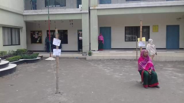 লক্ষ্মীপুর জেলার প্রার্থীদের  এবার  নতুন টেনশন ভোটার উপস্থিতি