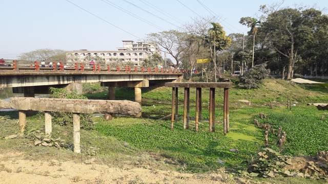 মুক্তিযুদ্ধে লক্ষ্মীপুর: সাক্ষী হয়ে আছে রহমতখালী ব্রীজ