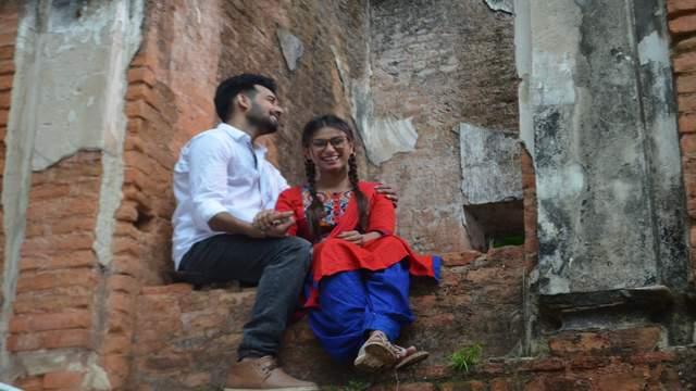 রোমান্টিক গল্পের ডিজিটাল সিনেমা 'সব সুখ তোর জন্য'র স্যুটিং শুরু হয়েছে লক্ষ্মীপুরে