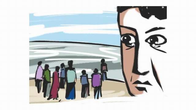 'আলু পোড়া খাওয়ার নেশা' আর 'দৃশ্যপটের ম্যালা দশা'