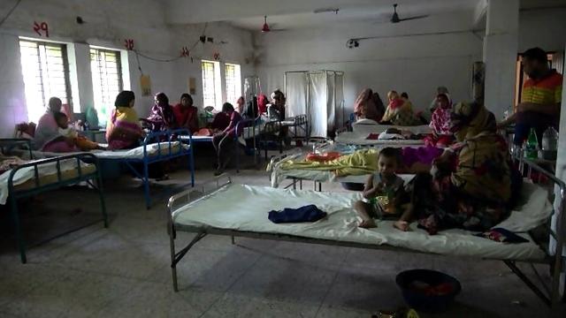 সমস্যায় আক্রান্ত রামগঞ্জ উপজেলা স্বাস্থ্য কমপ্লেক্স