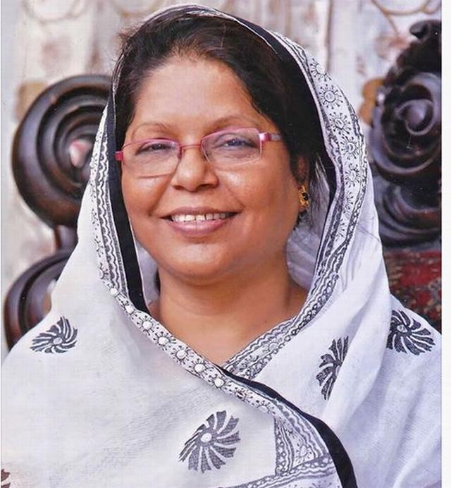করোনা আক্রান্ত ফরিদুন্নাহার লাইলি