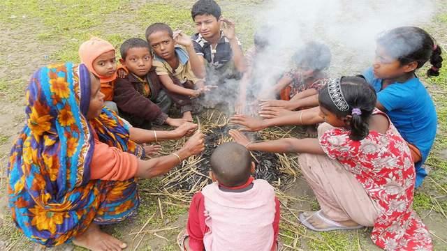 লক্ষ্মীপুরে তাপমাত্রা ১৭ ডিগ্রী, সোমবার পর্যন্ত কমতে থাকবে তাপমাত্রা