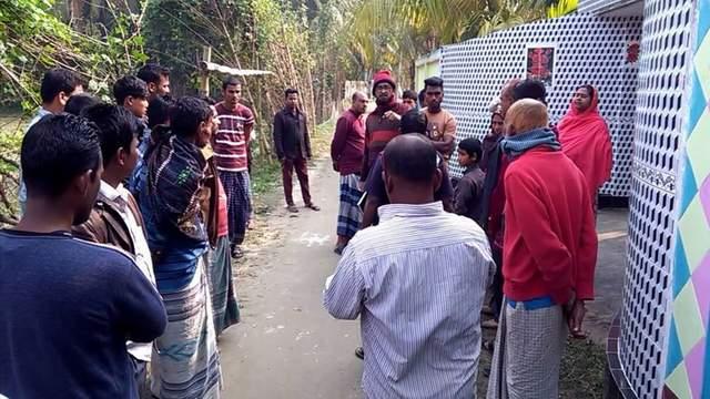লক্ষ্মীপুরে 'মিথ্যা-অপ্রচার' এনে প্রবাসীকে পিটিয়ে জখম