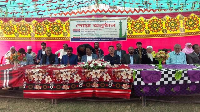 তোরাবগঞ্জ উচ্চ বিদ্যালয়ে এসএসসি পরীক্ষার্থীদের জন্য অনুষ্ঠান