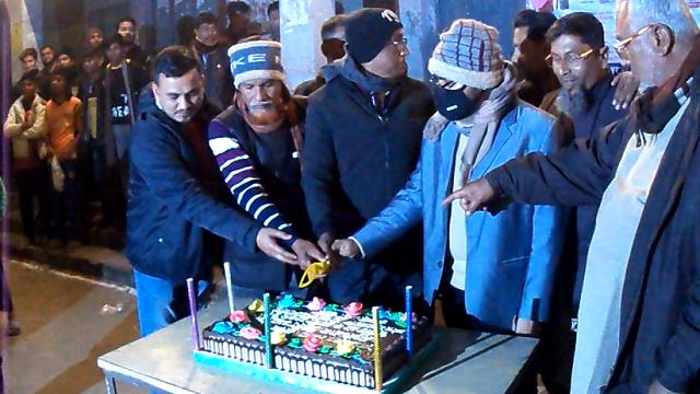 পিয়ারাপুর স্পোটিং ক্লাবের উদ্যোগে নাইট শর্ট পিচ ক্রিকেট টুর্নামেন্ট