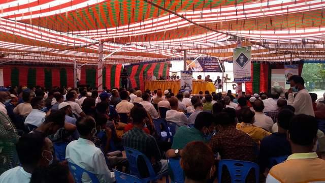 কমলনগর, রায়পুর ও রামগঞ্জ থানায় আনন্দ উদযাপন