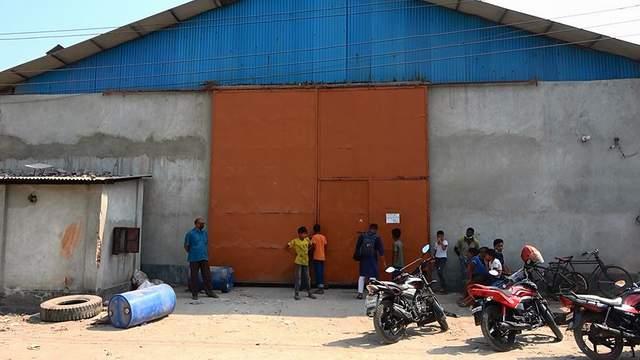 লক্ষ্মীপুরে বিসিক শিল্প এলাকার পিটি কনজুমার প্রোডাক্টস কারখানায় শ্রমিকের মৃত্যু