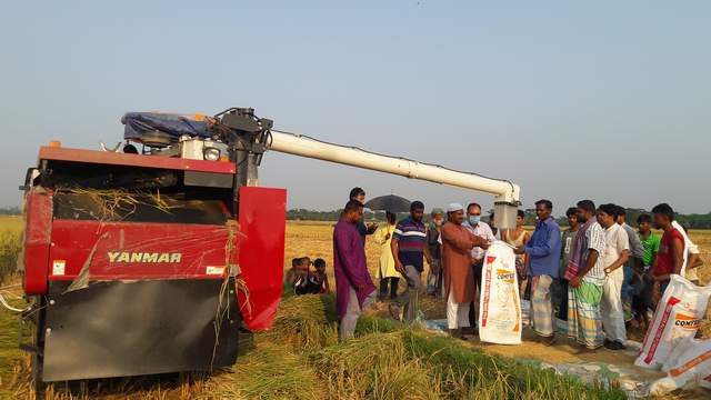 কমলনগরে দরিদ্র কৃষকদের জন্য ব্যতিক্রম উদ্যোগ